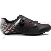 Pantofi Northwave Core Plus 2 Black/Silver