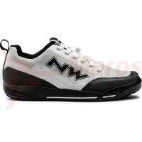 Pantofi Northwave Flat Clan White