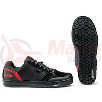 Pantofi Northwave Flat Tribe black/red