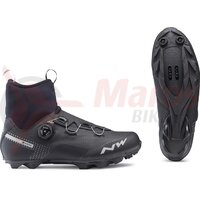 Pantofi Northwave MTB Celsius XC GTX iarna negri