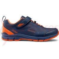 Pantofi Northwave MTB Escape Evo albastru/orange
