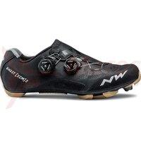 Pantofi Northwave MTB Ghost XCM 2 negru/miere