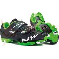 Pantofi Northwave MTB Hammer Junior negru mat