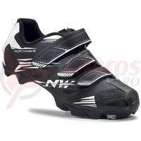 Pantofi Northwave MTB Katana 2 3S woman negru/alb