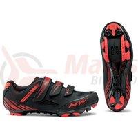 Pantofi Northwave MTB Origin negru/rosu