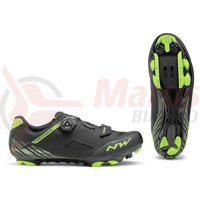 Pantofi Northwave MTB Origin Plus negru/verde
