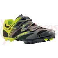 Pantofi Northwave MTB Scorpius 3S antracit/verde fluo