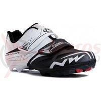 Pantofi Northwave MTB Spike Evo alb/negru