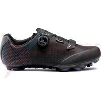 Pantofi Northwave MTB Origin Plus 2 Wide Black/Anthra