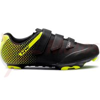 Pantofi Northwave MTB Origin 2 Black/Yellow fluo