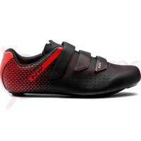 Pantofi Northwave Road Core 2 3s Black/Red