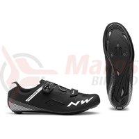 Pantofi Northwave Road Core Plus Wide model lat negru