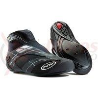 Pantofi Northwave Road Fahrenheit GTX de iarnă, negru