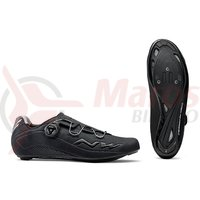 Pantofi Northwave Road Flash 2 Carbon negri