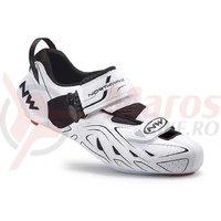 Pantofi Northwave Triatlon Tri-Sonic alb/negru