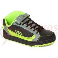 Pantofi O'Neal Torque SPD negru/verde C