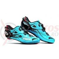 Pantofi ROAD Sidi Shot Carbon albastru/negru