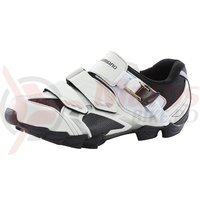 Pantofi Shimano SH-WM63W alb/negru