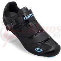 Pantofi sosea Giro Solara negru/albastru dame