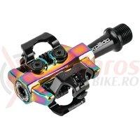 Pedala Xpedo Clipless CXR XMF10AC oilslick 9/16 Cyclecross SPD-compatible