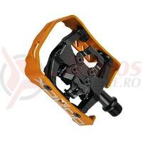 Pedale Xpedo Clipless XCF13AC black/orange, 9/16