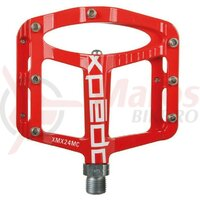 Pedal Xpedo Spry red , 9/16