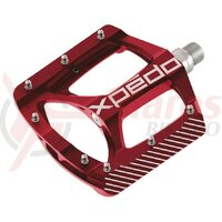 Pedal Xpedo ZED Red, 9/16