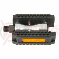 Pedale aluminiu SXT antiderapante 67x92 mm