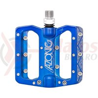 Pedale Azonic Pucker Up 105*93mm albastre