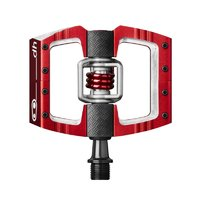 Pedale Crank Brothers Mallet DH rosii