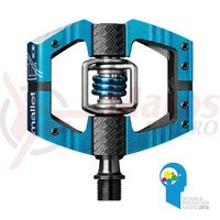 Pedale Crank Brothers Mallet Enduro albastre