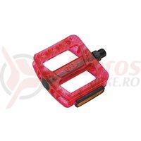 Pedale Cube RFR Junior rosii