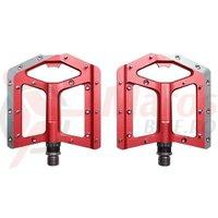 Pedale Cube Slasher rosii
