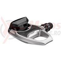 Pedale Shimano PD-R540 SPD-SL cu placute SM-SH11 argintii