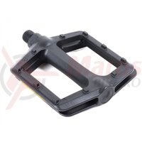 Pedale Plastic BMX AUTHOR APD-F13-Cmp Negru