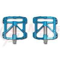 Pedale RFR flat SLT albastru/gri