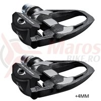 Pedale Shimano Dura-Ace PD-R9100 SPD-SL fara catadioptrii