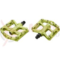 Pedale Voxom MTB PE16 green anodized