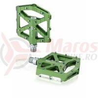Pedale XLC BMX/Freeride PD-M12 Alu limegreen