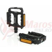 Pedale XLC MTB-Pedal Ultralight II PD-M11 black/silver