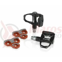 Pedale XLC Road-System-Pedal PD-S13 einseitig black Look-Keo-kom