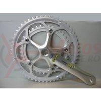 Pedalier Shimano 105 FC-5501 53x39T brat 172.5 mm 9v octalink/hollowtech