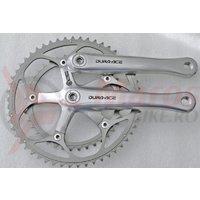 Pedalier Shimano Dura-Ace FC-7701 52x39T 172.5mm 9v