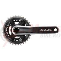 Pedalier Shimano SLX FC-M7000-11-B2 34x24T 170mm 11v fara BB