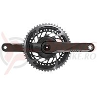 Pedalier Sram Red AXS D1 Quarq DUB Powermeter w/o DUB-bear.,172.5mm 50-37T 12v.
