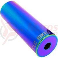 Peg BMX TLC Jenova Alloy 10mm - rainbow