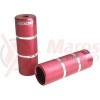 Peguri Zoom PD-AL-05-2SK ax 10mm L 110 mm rosii