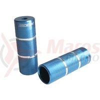 Peguri Zoom PD-AL-05-2SK ax 14mm L 110 mm albastre
