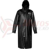 Pelerina ploaie Fox Pit rain jacket black