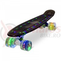 Penny board Feldus 22'' FULL LED ABEC 7 K454E